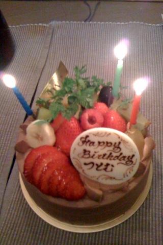 ケーキ2009