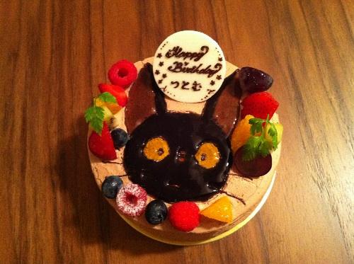 三十路誕生日ケーキ