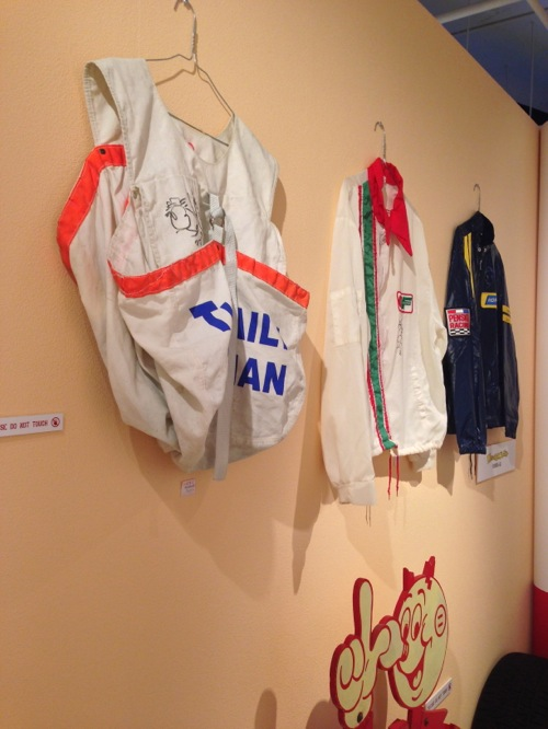 世田谷ベースで紹介されていた昔のモータージャケット