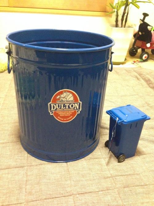 DULTON(ダルトン) D.F.Serviceの戦利品 ゴミ箱