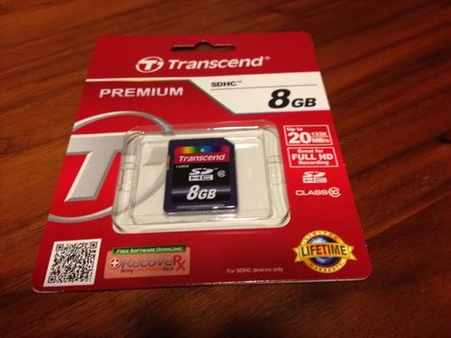 EOS 70D SDカード