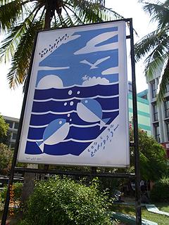 マーレ魚広告