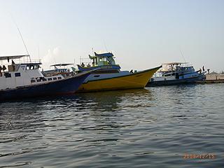 マーレ漁船