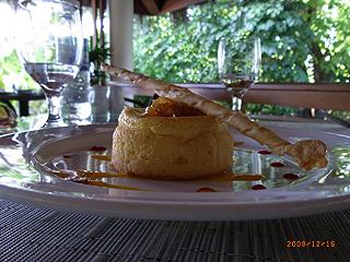 チーズケーキスフレ